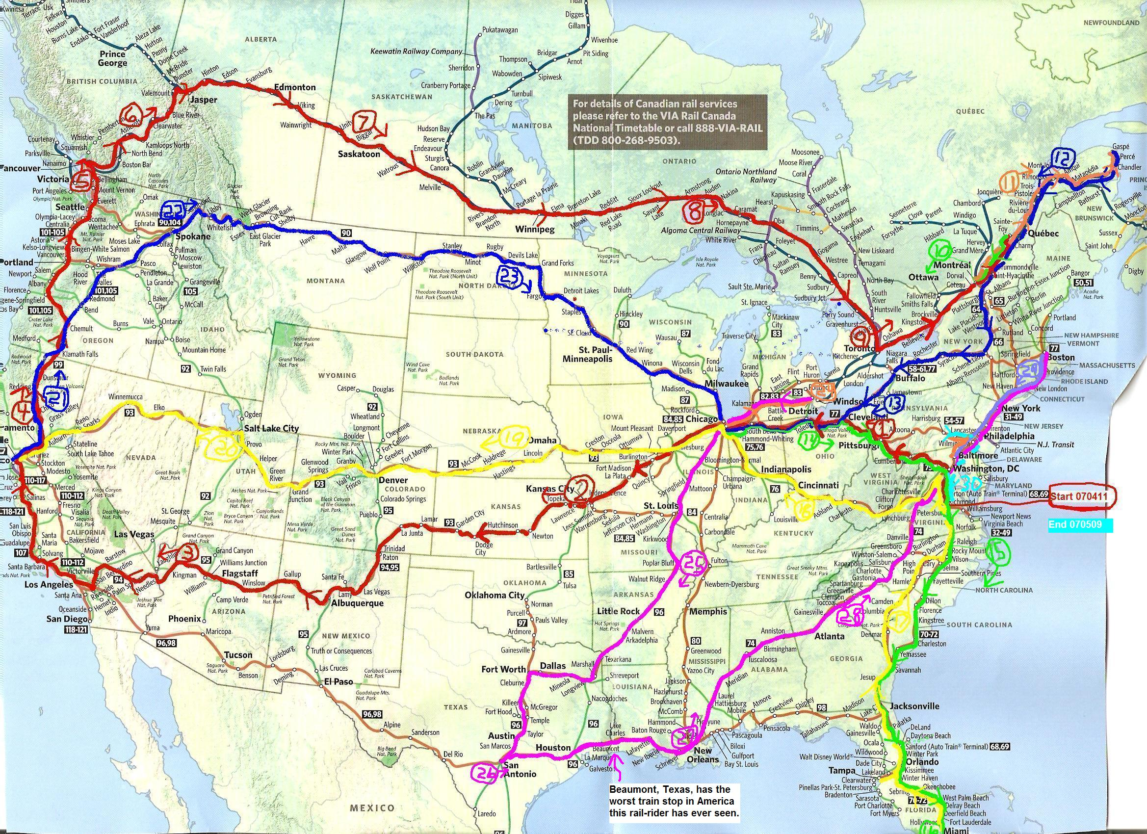 Map Of Usa Northeast Tusstk Map Of Northeast Usa World Map Usa - Us canada rail map